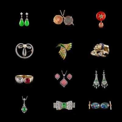 Art Deco Jewellery